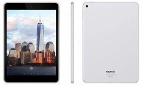 "Nokia N1 Pad 7.9"" Quad-Core 64bit 2.3GHz 2GB 32GB Android 5.0"